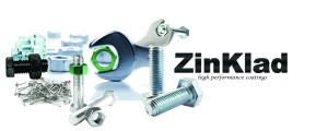 Zinc plated finishes for ZinKlad